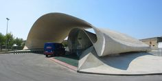 Bus Station Casar de Cáceres | Justo García Rubio