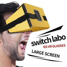 #vr #glasses #switch #lobo   FREE SHIPPING WORLDWIDE Buy Now 30% Discount On BEESCLOVER VR Glasses For Nintendo Switch Superior material, smooth surface, no collapse, fold at Shop For Gamers. Virtual Reality Glasses, Vr, Nintendo Switch, Surface, Smooth, Product Description, Free Shipping, Shop, Stuff To Buy