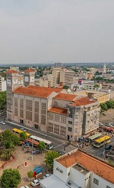 Catedral de Cuiabá, Brazil