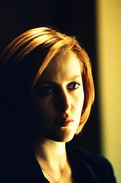Dana Scully ¦¦ Such an gorgeous woman ¦¦ love her ¦¦ Gillian Anderson