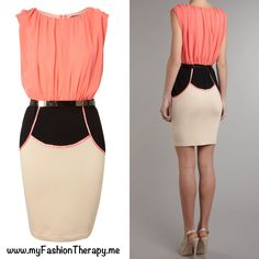 Great dress to go from work to play from Little Mistress. £49
