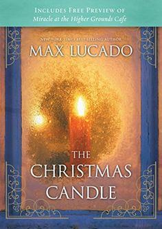 Yet to read: $2.99 The Christmas Candle by Max Lucado http://www.amazon.com/dp/B006IEFT44/ref=cm_sw_r_pi_dp_lCJpwb17BPRBA