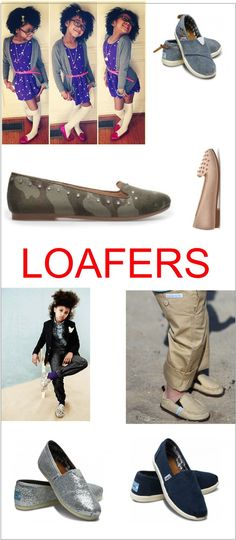 Style Crush: Loafers for kids