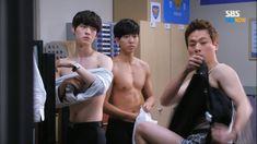 SBS [너희들은포위됐다] - 굴곡진 몸만큼이나 험난할 P4의 형사생활