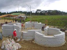 Earthbag Building: Earthbag Clinic