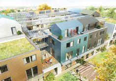 SOA Architectes Paris > Projets > ZAC CHENÔVE