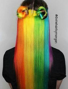 #rainbowhair
