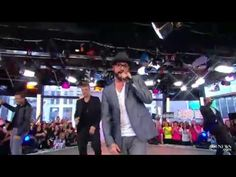 """BSB perfoming """"Everybod Backstreet's Back"""" on GMA 5.15.13"""