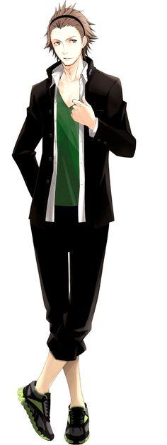 Hasekura Heath / Prince of Stride