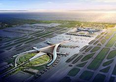 Incheon International Airport Terminal 2 on Behance