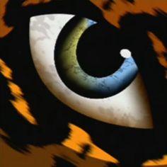 Tiger eye emblem