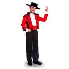 Déguisement Courdouan Rouge pour garçon #costumespetitsenfants #nouveauté2017