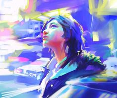 Artworks by BENJAMIN (29 работ) » Картины, художники, фотографы на Nevsepic
