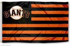 SF Giants Nation Flag