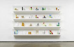 Matthew Darbyshire, Untitled Shelves No1 (2011)