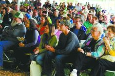 Sustainable celebration: Mother Earth News Fair educates about green living - by Beth Ann Downey, The Altoona Mirror