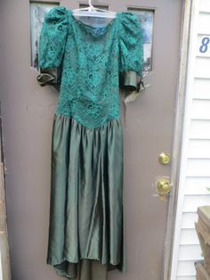80s  ALFRED  Angelo  dream maker   green by Linsvintageboutique