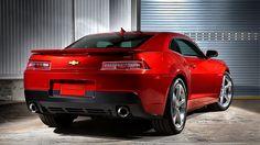 2015 Camaro 2SS coupe Red Rock Metallic