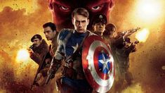 After being deemed unfit for military service, Steve Rogers volunteers for a top secret research project that turns him into Captain America, a superhero dedicated to defending Ame Avengers Movies In Order, Marvel Movies List, Avengers Film, Marvel Avengers, Marvel Heroes, Steve Rogers, Brendan Fraser, Anna Faris, Scott Eastwood