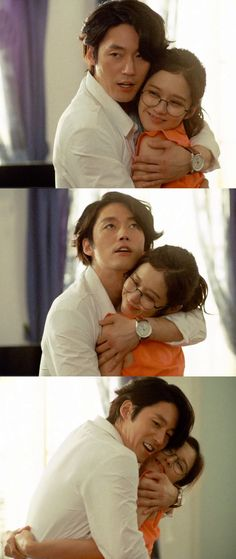 Fated to Love You - Jang Hyuk, Jang Nara - the first picture is fine but the rest you can tell he is over doing it.