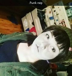 cronus suggested i change my look i think this looks purrfect but I might just stick to my regular look h33h33 :DD                #nepeta #cosplay #shittycosplay #homestuck #nepetacosplay #homestuckcosplay #costest #trash #makeup #cosplaymakeup #nepetaleijon #leijon #nepetaleijoncosplay #punk #punknepeta #nep #punknep #punkstuck