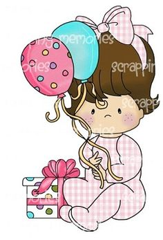 Cumpleaños Baby Clip Art, Hello Kitty, Digital, Birthday, Fictional Characters, Frases, Drawing For Kids, Being Happy, Tags
