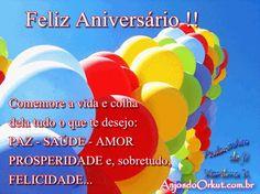 Imagens - Cartao aniversario facebook