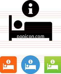 Bedroom Information Icon