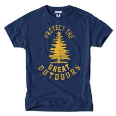 Dear Tailgate: Please sell these in women's sizes as well! Love these national park shirts. Dear Tailgate: Please sell these in women's sizes as well! Love these national park shirts. Outdoor Girl, Outdoor Outfit, Cool Tees, Cool Shirts, Tee Shirts, Shirt Men, Mens Outfitters, Eagle Outfitters, T Shirts With Sayings