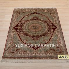Yuxiang 4X6ft(122X183cm) silk handmade rug & carpet For more informations, please contact: Whatsapp&Wechat+8615537753703 E-Mail:service@yuxiangcarpets.com #Persianrug #Persiancarpet #Handmaderug #Handmadecarpet #Hand-maderug #Hand-madecarpet #Handknottedrug #Handknottedcarpet #Silkrug#Silkcarpet #Orientalrug #Orientalcarpet #Chinasilkrug #Chinasilkcarpet#Iraniansilkrug #Iraniansilkcarpet #Wool/silkcarpet #Wool/silkrug #Isfahan#Tabriz #Antiquerug #antiquecarpet