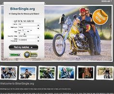 bikersingle.org Biker Dating Sites, Find My Match, Lady Biker, Best Sites