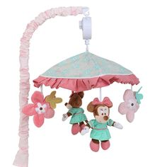 Disney Baby Butterfly Dreams Musical Mobile