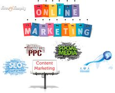 Most crucial #onlinemarketing services and their benefits you must know the marketing terms which are used to promote products and services through the internet.
