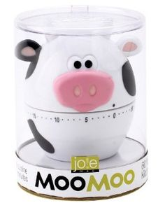 MSC Joie Moo-Moo Timer - i have a thing for kitchen timers :)
