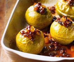 Stuffed baked apples | ASDA Recipes