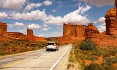 Arches National Park, Utah (Dreamstime)