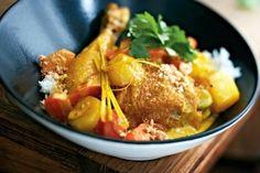 Das Rezept für Cà ri gà - vietnamesisches Hähnchencurry und weitere kostenlose Rezepte auf LECKER.de