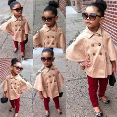 6e02d370f 73 Best kids with swagg images | Little girl fashion, Cute kids, Kid ...