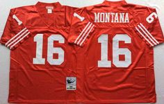 joe montana jersey throwback