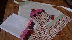 Avental e Toalha de Louça | Flickr - Photo Sharing!