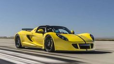 We couldn't tell the story of the American supercar without including the…