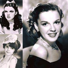 Francis Ethel Gumm = Judy Garland  = Dorothy  Gale