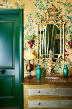 Image result for hollywood regency decor