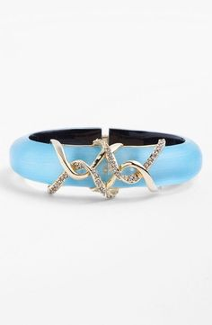 Alexis Bittar 'Mod' Wrap Bracelet in {productContextTitle} from {brandTitle} on shop.CatalogSpree.com, your personal digital mall.