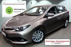 TOYOTA AURIS 1,8 Hybrid Active (MY16) Plus-Paketti (Navigointi, Peruutuskamera)