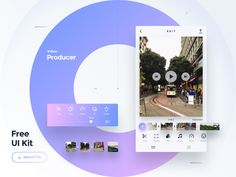 Video Producer App Concept