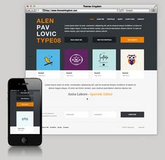 Invo, WP Business theme with invoice system