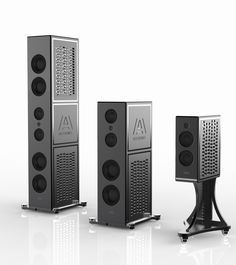Following last year's launch of their Reference Amplifiers, AVID have announced their complimenting range of Reference loudspeakers, which will officially launch at this year's Munich High End Show 2016