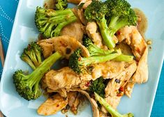 Velveting Chicken Makes Your Stir-Fry Taste so Much Better - Sweet and Spicy Stir Fry with Chicken and Broccoli Teriyaki Chicken Rice Bowl, Chicken Stir Fry, Stir Fry Recipes, Cooking Recipes, Cooking Tips, Stir Fry At Home, Velvet Chicken, Sauce Hoisin, Asian Stir Fry
