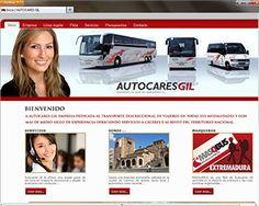 Web Autocares Gil
